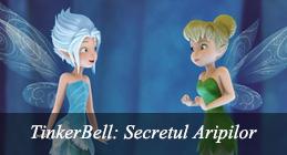 TinkerBell - Secretul aripilor